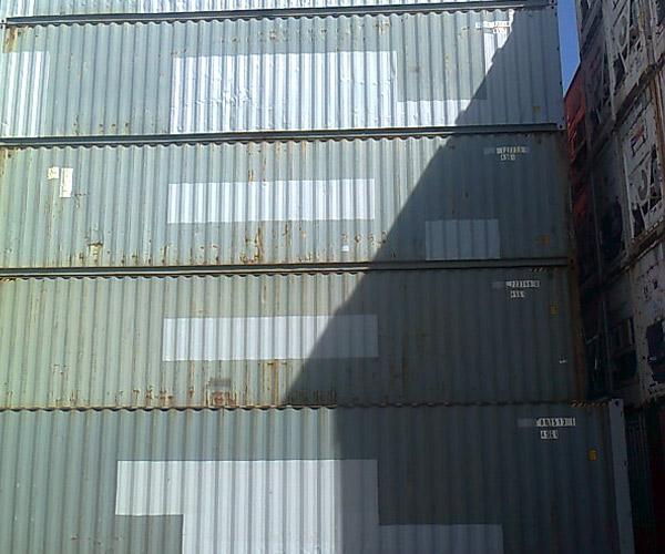 Gebrauchtcontainer