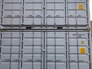 20′ HC Side Door